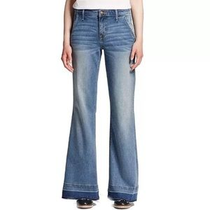 Mossimo High Rise Wide Leg Jeans